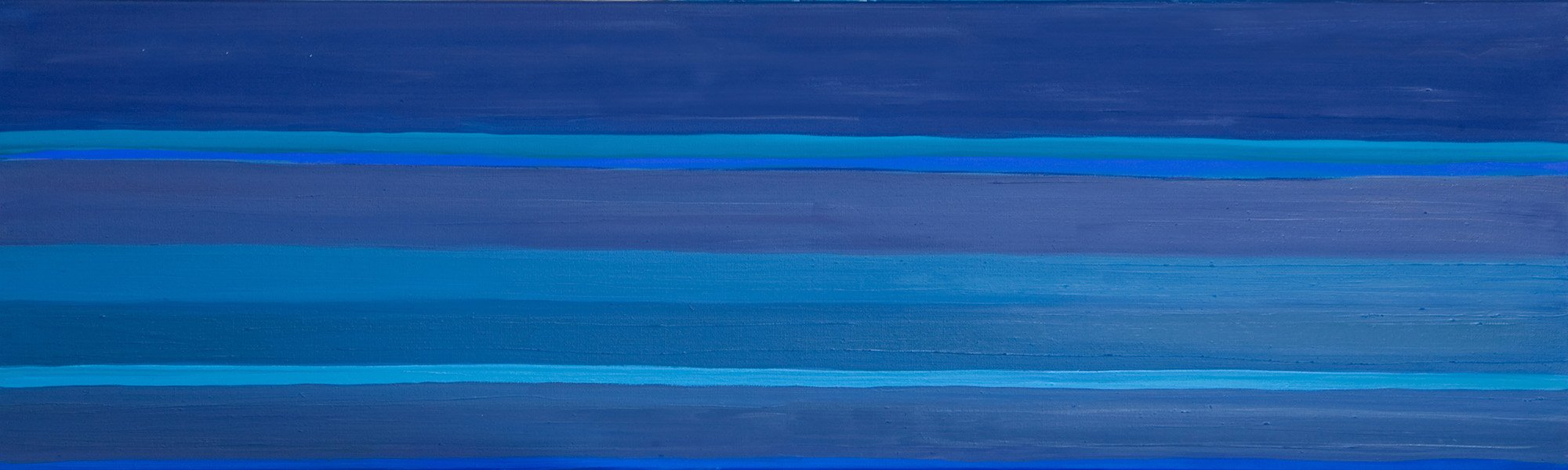 Promenade des Anglais Nice<br /> Oil on Linen<br /> 60 x 120 cm Sold<br />